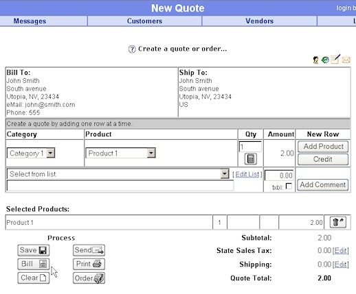 AShop V User Guide - Invoice late fee wording create online store